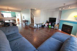 "Main Photo: 75 20540 66 Avenue in Langley: Willoughby Heights Townhouse for sale in ""Amberleigh"" : MLS® # R2221877"