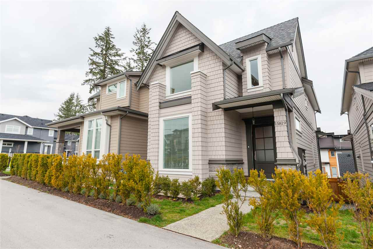 Main Photo: 15819 28 Avenue in Surrey: Grandview Surrey House for sale (South Surrey White Rock)  : MLS® # R2229886