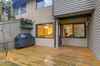 Main Photo: 3444 NAIRN Avenue in Vancouver: Champlain Heights Townhouse for sale (Vancouver East)  : MLS® # R2233079