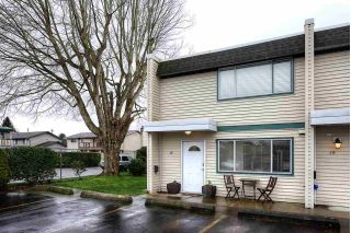 "Main Photo: 18 4949 57 Street in Delta: Hawthorne Townhouse for sale in ""OASIS"" (Ladner)  : MLS® # R2238489"