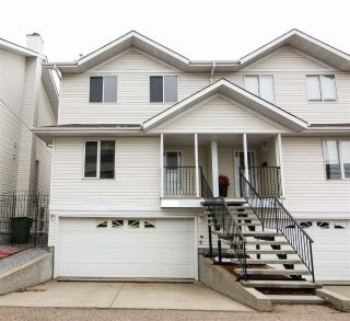 Main Photo: 9810 108A Street: Fort Saskatchewan House Half Duplex for sale : MLS®# E4102884