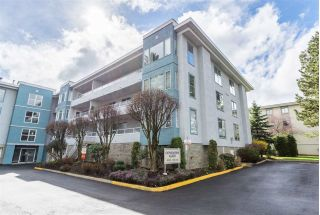 "Main Photo: 205 20350 54 Avenue in Langley: Langley City Condo for sale in ""Coventry Gate"" : MLS®# R2252464"