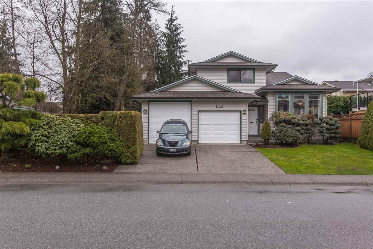 Main Photo: 2860 MCCOOMB Drive in Coquitlam: Eagle Ridge CQ House for sale : MLS®# R2254956