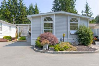 "Main Photo: 81 3295 SUNNYSIDE Road: Anmore Manufactured Home for sale in ""COUNTRY SIDE VILLAGE"" (Port Moody)  : MLS®# R2293737"
