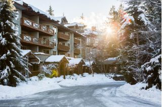 "Main Photo: 402G3 4653 BLACKCOMB Way in Whistler: Benchlands Condo for sale in ""Horstman House"" : MLS®# R2304193"