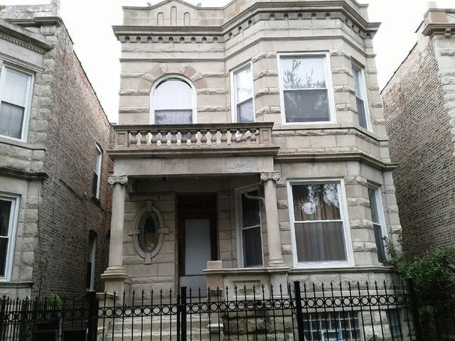Main Photo: 3844 Monroe Street in CHICAGO: CHI - West Garfield Park Multi Family (2-4 Units) for sale ()  : MLS®# 10110878