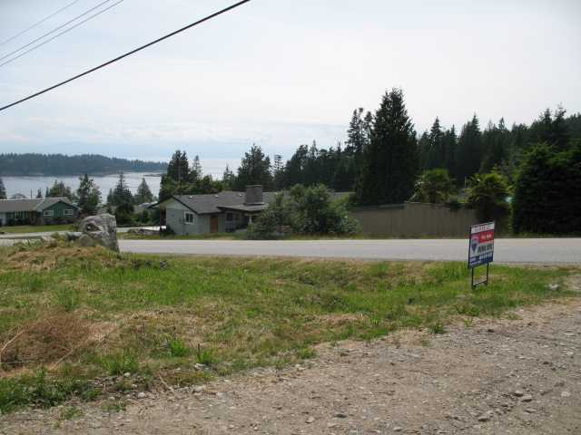 Photo 1: Photos: PROPOSED LOT A OF 5494 MASON RD in Sechelt: Sechelt District Home for sale (Sunshine Coast)  : MLS® # V892229