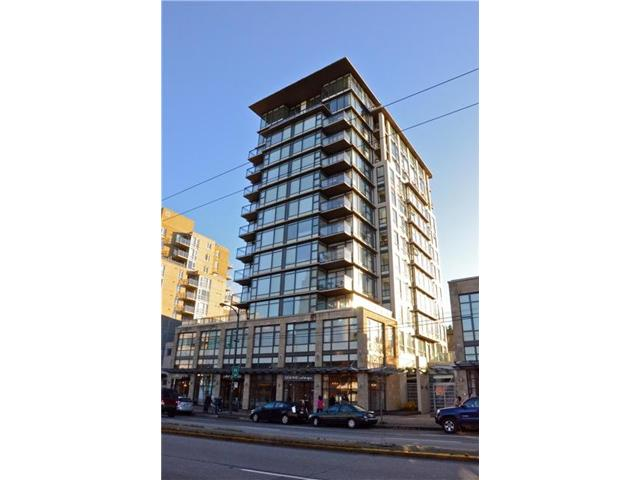 Main Photo: 706 1068 W BROADWAY in Vancouver: Fairview VW Condo for sale (Vancouver West)  : MLS®# V921441