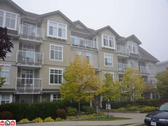 "Main Photo: 307 15323 17A Avenue in Surrey: King George Corridor Condo for sale in ""Semiahmoo Place"" (South Surrey White Rock)  : MLS®# F1225350"