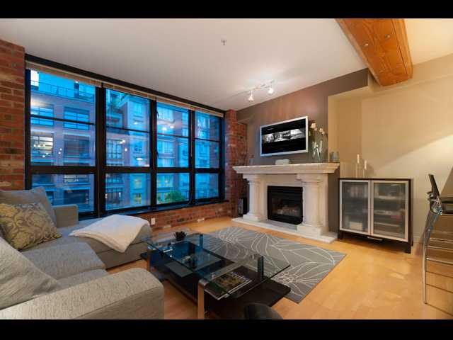 Main Photo: 405 1238 Homer Street in Vancouver: Yaletown Condo for sale (Vancouver West)  : MLS® # v888825