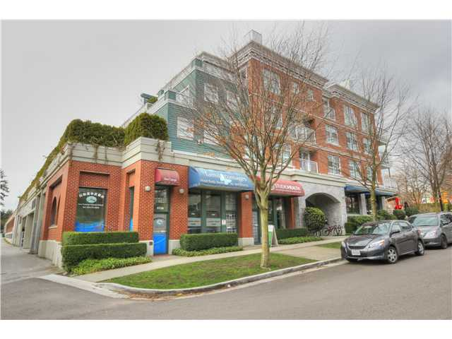 Main Photo: 403 5723 COLLINGWOOD Street in Vancouver: Southlands Condo for sale (Vancouver West)  : MLS® # V1061224