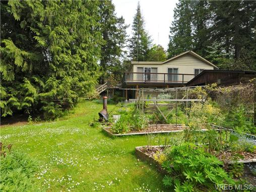Main Photo: 5850 West Saanich Road in VICTORIA: SW West Saanich Single Family Detached for sale (Saanich West)  : MLS®# 337444