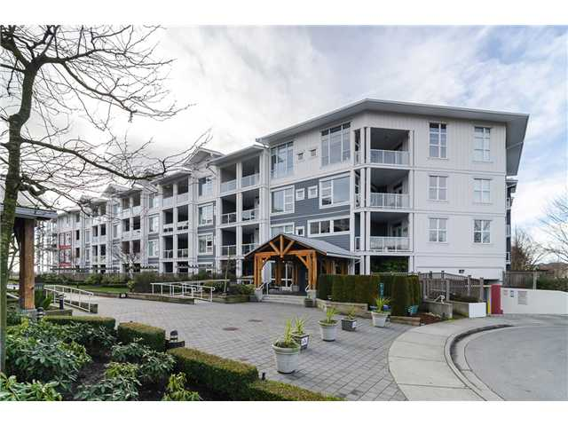"Main Photo: 313 4500 WESTWATER Drive in Richmond: Steveston South Condo for sale in ""COPPER SKY WEST/STEVESTON SOUTH"" : MLS®# V1065529"