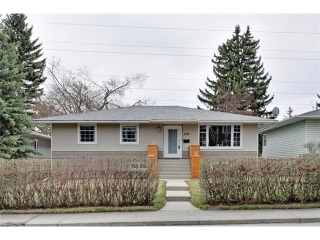 Main Photo: 419 49 Avenue SW in Calgary: Elboya House for sale : MLS® # C4008059