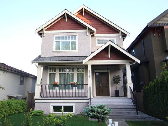 Main Photo: 2952 W 40TH Avenue in Vancouver: Kerrisdale House for sale (Vancouver West)  : MLS(r) # V1122666