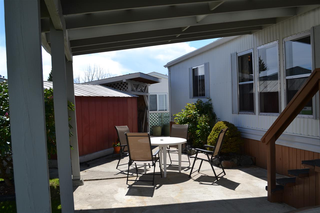 Photo 2: Photos: 9 5575 MASON Road in Sechelt: Sechelt District Manufactured Home for sale (Sunshine Coast)  : MLS®# R2016451