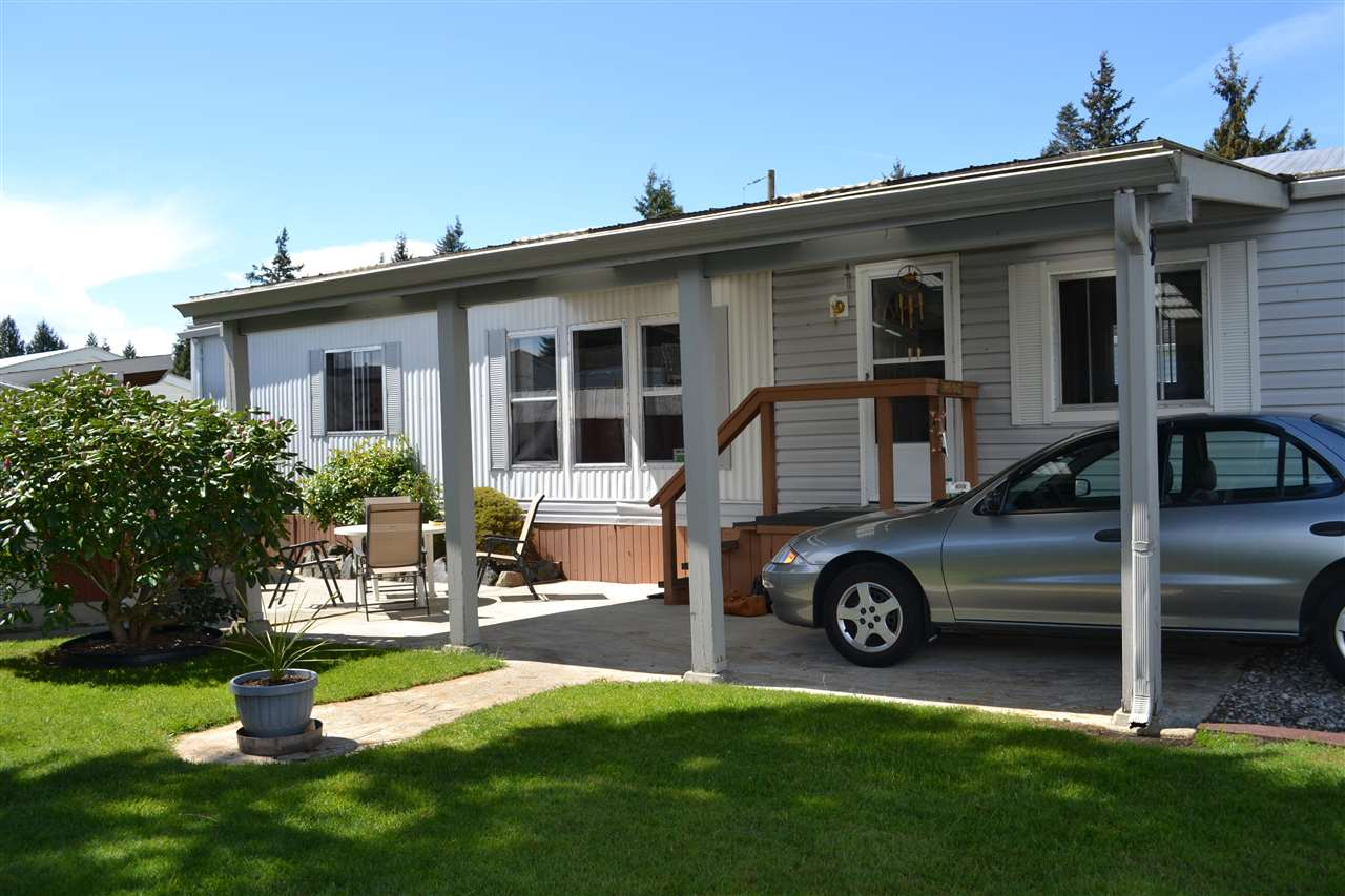 Photo 14: Photos: 9 5575 MASON Road in Sechelt: Sechelt District Manufactured Home for sale (Sunshine Coast)  : MLS®# R2016451