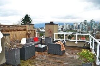 Main Photo: B5 1070 W 7TH Avenue in Vancouver: Fairview VW Townhouse for sale (Vancouver West)  : MLS® # R2044008