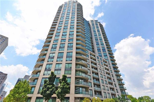 Photo 1: 2910 300 E Bloor Street in Toronto: Rosedale-Moore Park Condo for sale (Toronto C09)  : MLS(r) # C3505793