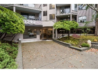 "Main Photo: 105 1740 SOUTHMERE Crescent in Surrey: Sunnyside Park Surrey Condo for sale in ""Spinnaker II"" (South Surrey White Rock)  : MLS® # R2117356"