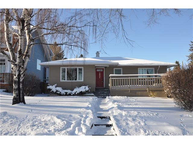 Main Photo: 3031 25 Street SW in Calgary: Richmond House for sale : MLS® # C4092785