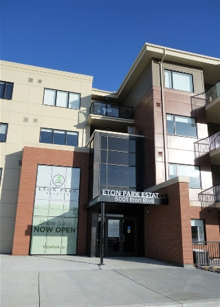 Main Photo: 308 5001 Eton Boulevard: Sherwood Park Condo for sale : MLS(r) # E4053419
