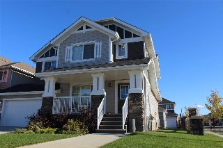 Main Photo: 2703 SPARROW Place in Edmonton: Zone 59 House Half Duplex for sale : MLS(r) # E4055012