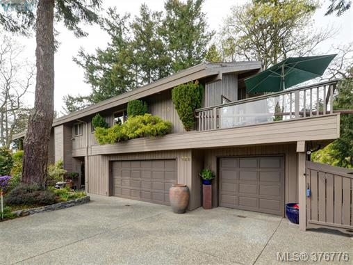 Main Photo: 980 Perez Drive in VICTORIA: SE Broadmead Single Family Detached for sale (Saanich East)  : MLS® # 376776
