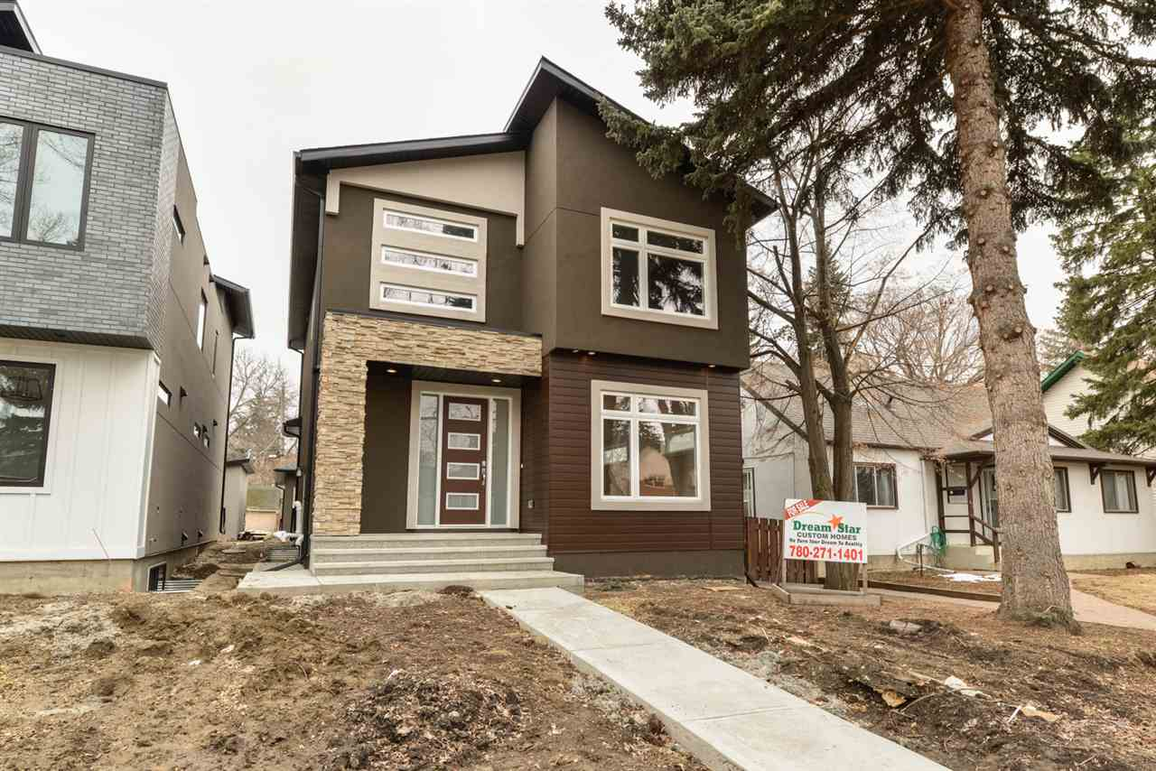 Photo 1: 11541 78 Avenue NW in Edmonton: Zone 15 House for sale : MLS® # E4061417