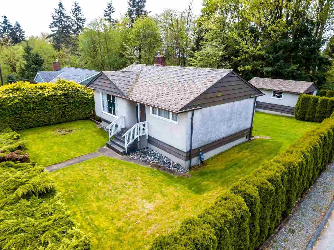 Main Photo: 7661 GREENALL Avenue in Burnaby: Suncrest House for sale (Burnaby South)  : MLS® # R2163976