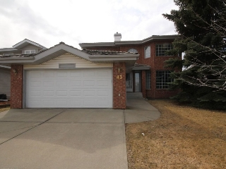 Main Photo: 83 Blackburn Drive W in Edmonton: Zone 55 House for sale : MLS(r) # E4064248