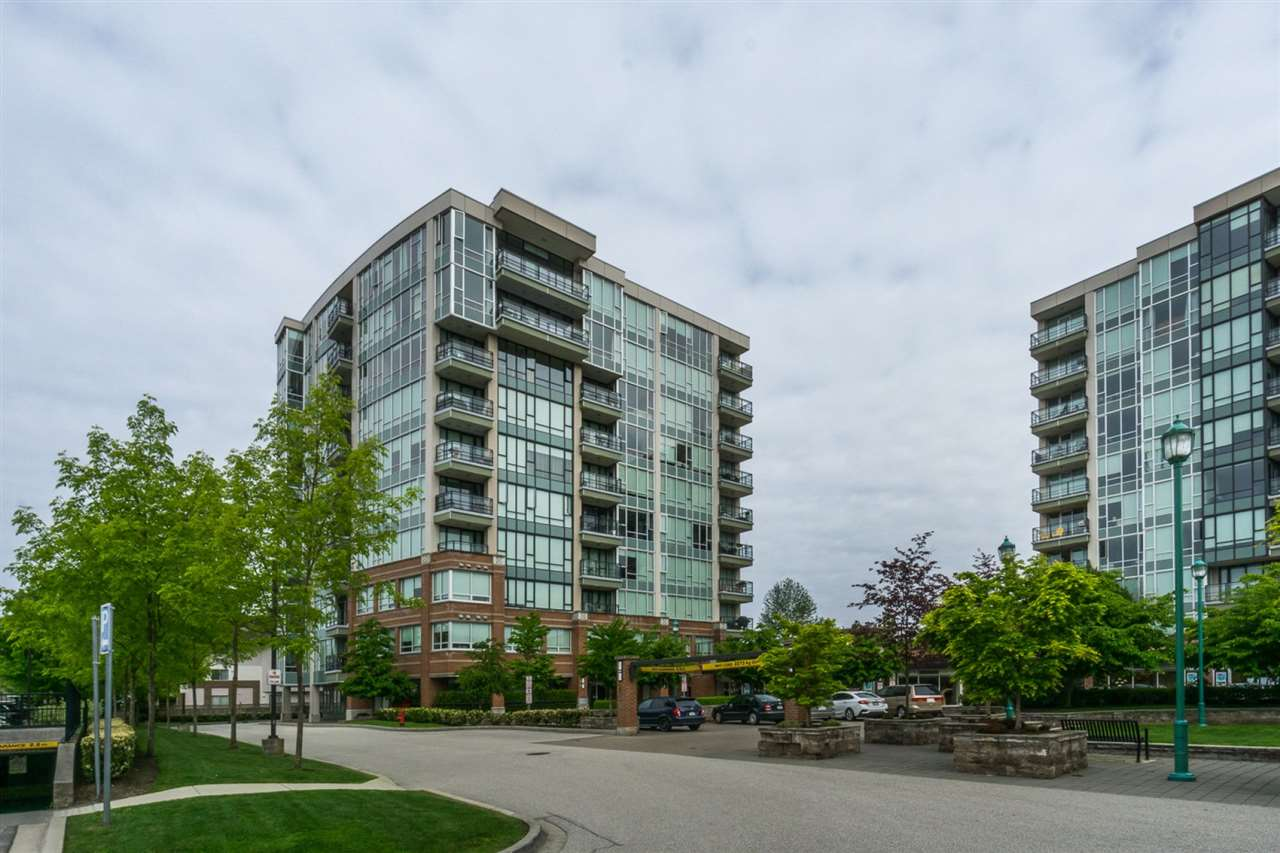 "Main Photo: 802 12079 HARRIS Road in Pitt Meadows: Central Meadows Condo for sale in ""Solaris"" : MLS®# R2168022"