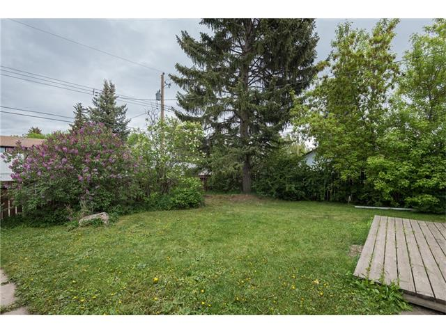 This property has a great sized lot, with trees, shrubs and plenty of space for your personal touches!