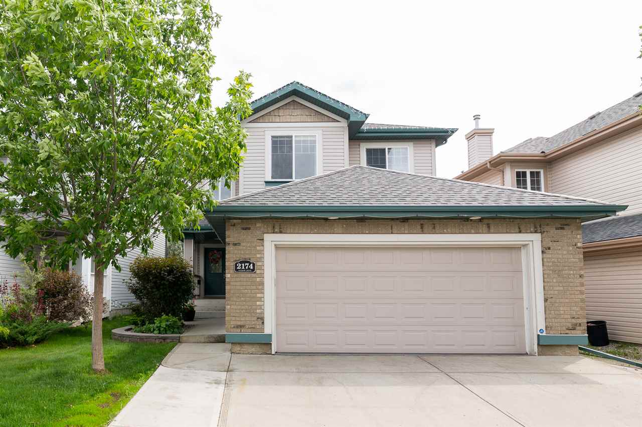 Main Photo: 2174 HADDOW Drive in Edmonton: Zone 14 House for sale : MLS(r) # E4069035