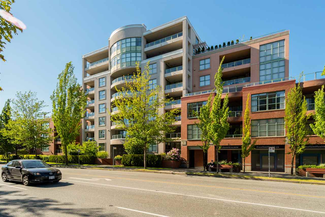 "Photo 2: 103 503 W 16TH Avenue in Vancouver: Fairview VW Condo for sale in ""PACIFICA"" (Vancouver West)  : MLS(r) # R2179020"