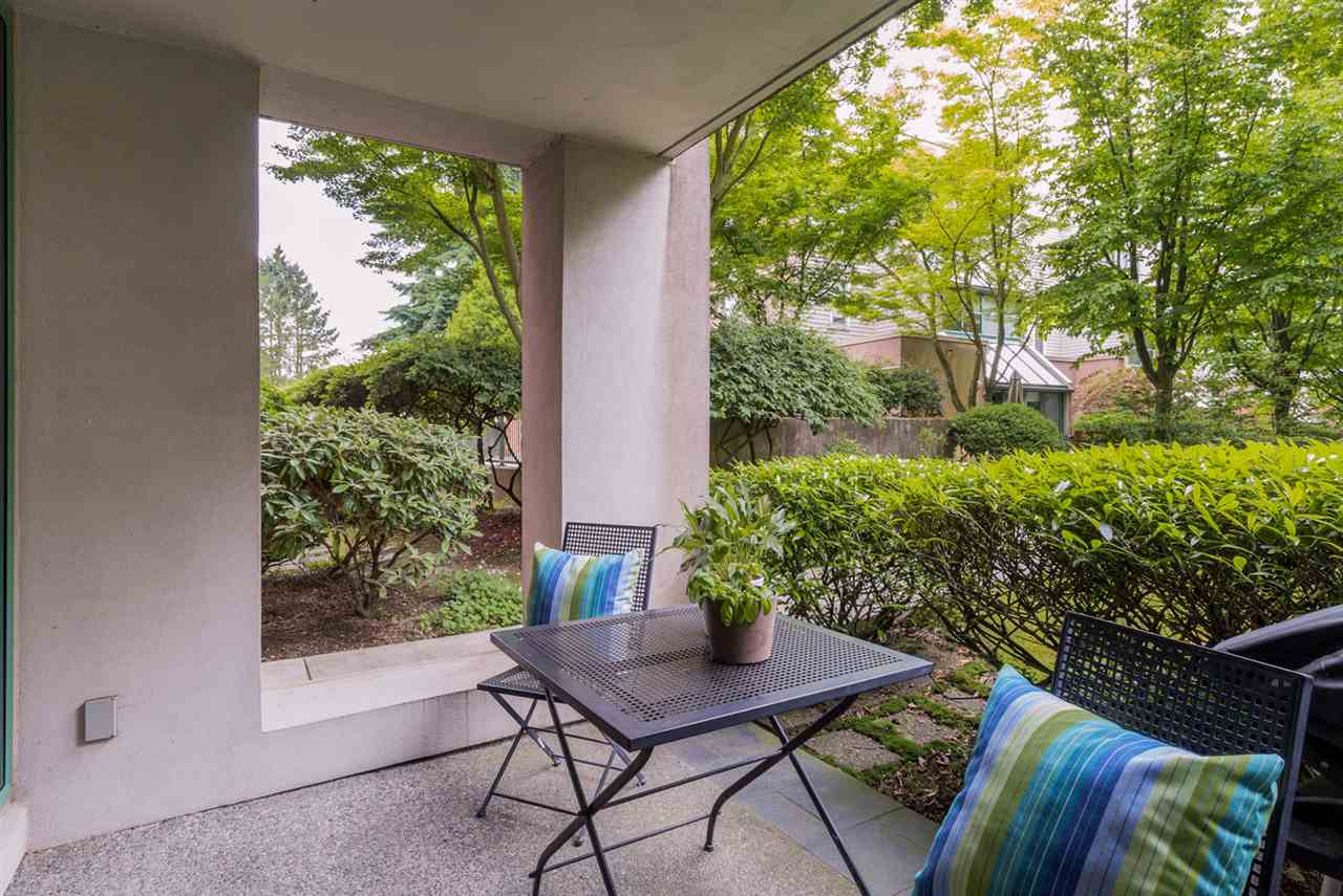 "Photo 15: 103 503 W 16TH Avenue in Vancouver: Fairview VW Condo for sale in ""PACIFICA"" (Vancouver West)  : MLS(r) # R2179020"