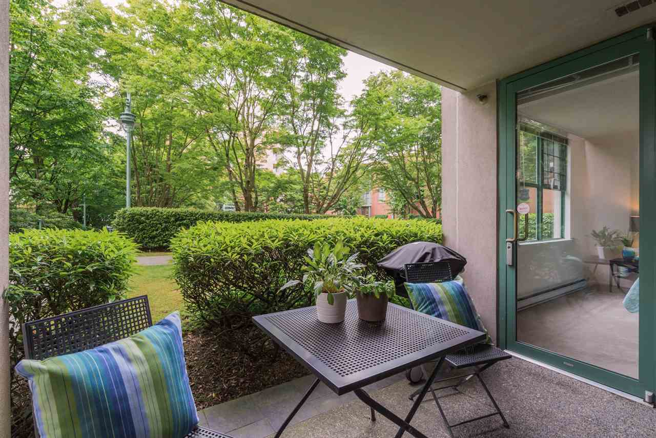 "Photo 16: 103 503 W 16TH Avenue in Vancouver: Fairview VW Condo for sale in ""PACIFICA"" (Vancouver West)  : MLS(r) # R2179020"