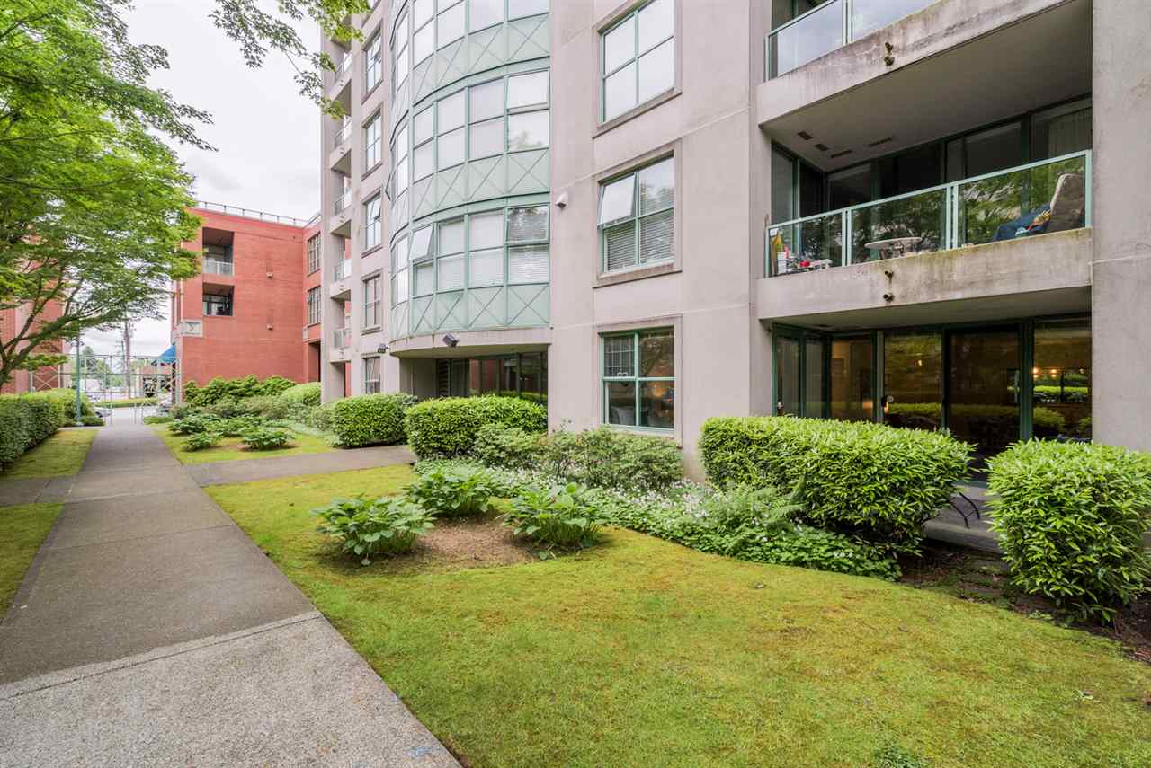 "Photo 17: 103 503 W 16TH Avenue in Vancouver: Fairview VW Condo for sale in ""PACIFICA"" (Vancouver West)  : MLS(r) # R2179020"