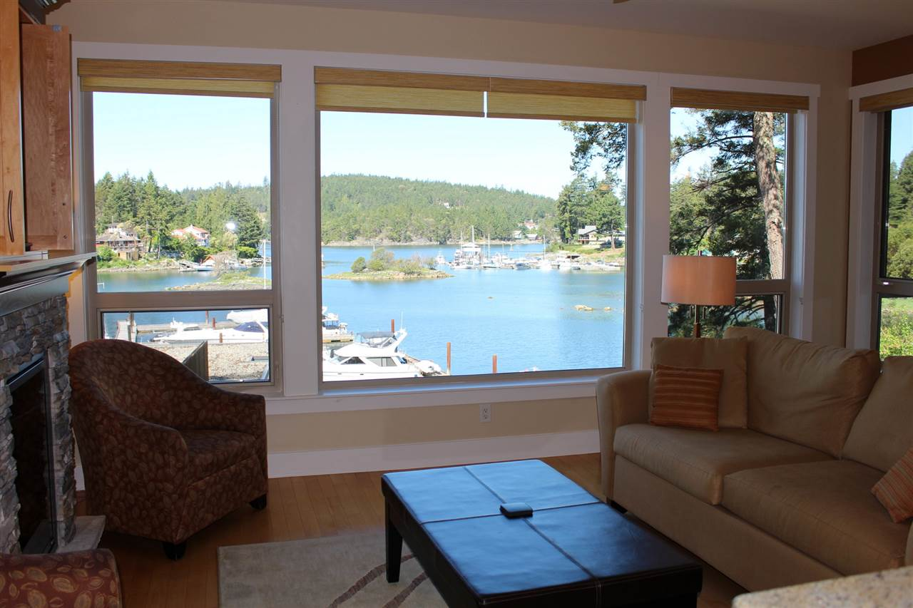 "Photo 8: Photos: 18C 12849 LAGOON Road in Pender Harbour: Pender Harbour Egmont Townhouse for sale in ""PAINTED BOAT RESORT"" (Sunshine Coast)  : MLS® # R2179381"
