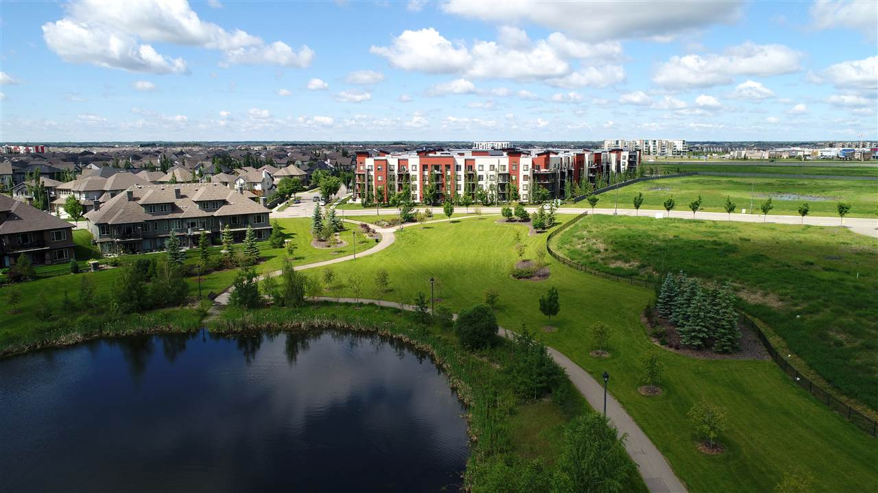 Main Photo: 327 304 AMBLESIDE Link in Edmonton: Zone 56 Condo for sale : MLS(r) # E4069877
