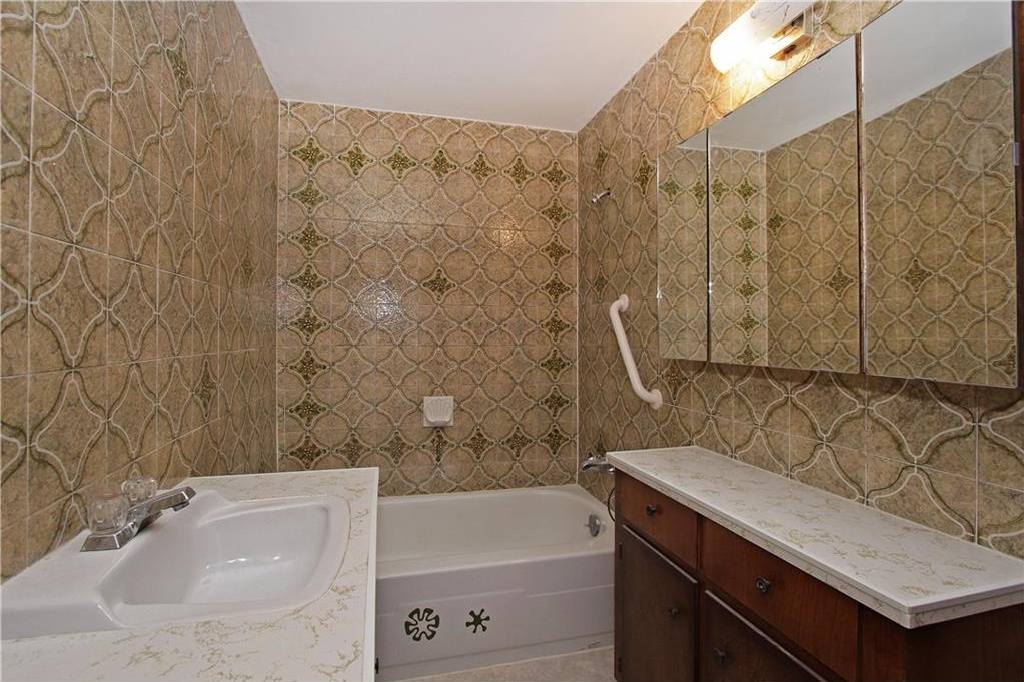 4 PC BATHROOM-BASEMENT