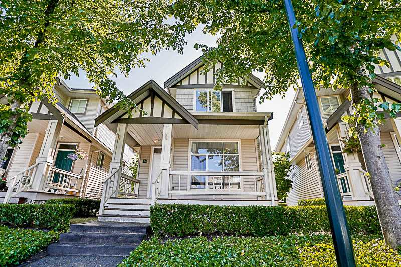 Main Photo: 78 6465 184A Street in Surrey: Cloverdale BC Townhouse for sale (Cloverdale)  : MLS®# R2187891