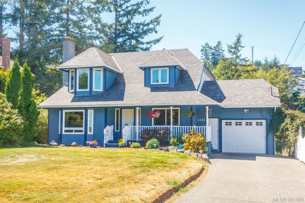 Main Photo: 3382 Pattison Way in VICTORIA: Co Triangle Single Family Detached for sale (Colwood)  : MLS(r) # 381169