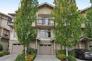 "Main Photo: 6 245 FRANCIS Way in New Westminster: Fraserview NW Townhouse for sale in ""GLENBROOKE AT VICTORIA HILL"" : MLS® # R2204256"