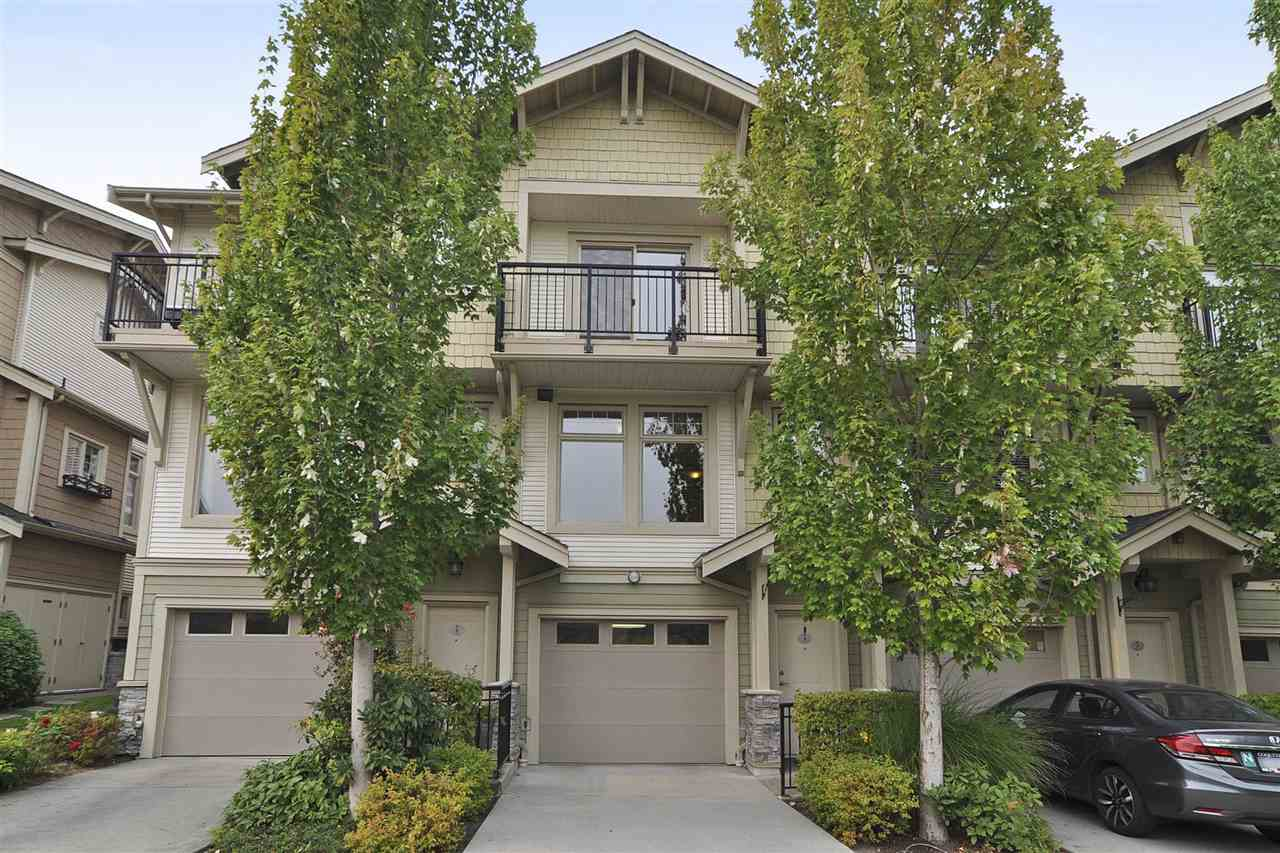 "Main Photo: 6 245 FRANCIS Way in New Westminster: Fraserview NW Townhouse for sale in ""GLENBROOKE AT VICTORIA HILL"" : MLS®# R2204256"