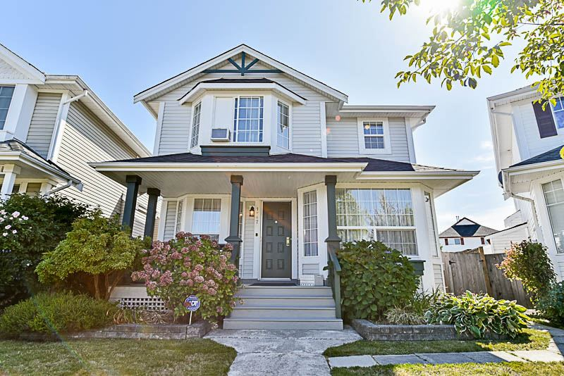 "Main Photo: 18474 65A Avenue in Surrey: Cloverdale BC House for sale in ""Clover Valley Station"" (Cloverdale)  : MLS® # R2206450"