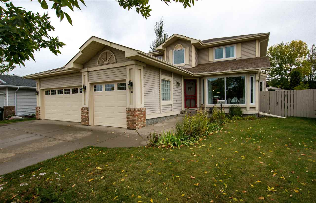 Main Photo: 26 COACHMAN Terrace: Sherwood Park House for sale : MLS® # E4082884