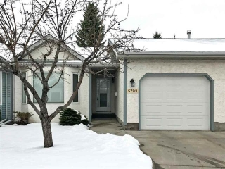 Main Photo: 5793 189 Street in Edmonton: Zone 20 Townhouse for sale : MLS® # E4083959