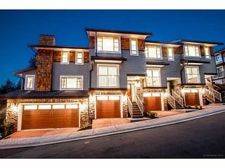 "Main Photo: 20 23651 132 Avenue in Maple Ridge: Silver Valley Townhouse for sale in ""MYRON'S MUSE"" : MLS® # R2233012"