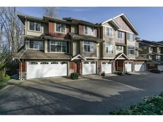 "Main Photo: 72 3009 156 Street in Surrey: Grandview Surrey Townhouse for sale in ""Kallisto"" (South Surrey White Rock)  : MLS® # R2239407"